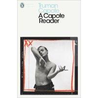 英文原版 杜鲁门・卡波特作品集 含蒂凡尼的早餐 草竖琴 A Capote Reader