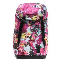 阿迪达斯Adidas AJ4284双肩背包 女包书包印花运动训练包 花卉配色