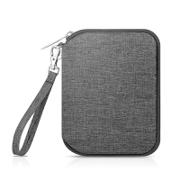小米/苹果电脑电源包鼠标线数据线收纳整理包袋便携充电器包耳机u盘电子移动电源充电宝随身收纳盒整理袋
