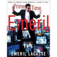 【预订】Prime Time Emeril: More TV Dinners from America's Favori