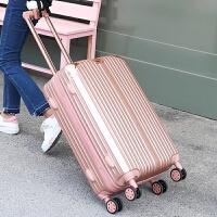 行李箱男士拉杆箱旅行箱学生密码皮箱子万向轮20寸24寸26寸28寸潮