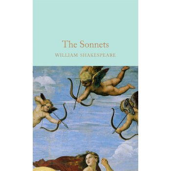 Collectors Library系列:十四行诗 英文原版 The Sonnets William Shakespeare