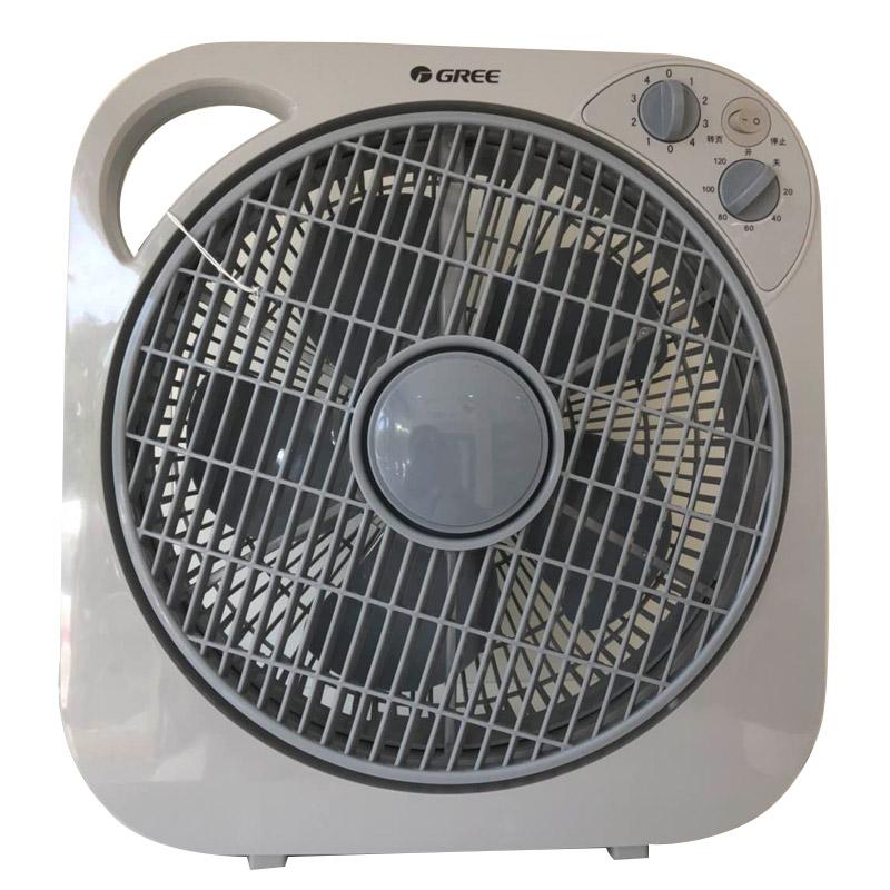 格力电风扇家用12寸静音定时台式转页扇KYT-3001A学生宿舍