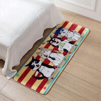 客厅加厚地垫卧室地毯垫子 厨房脚垫门垫浴室卫生间防滑垫脚踏垫