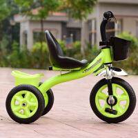 新款儿童三轮车带音乐小孩脚踏车自行车低音炮2-3-4-5岁童车