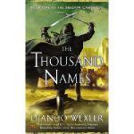 【预订】The Thousand Names: Book One of the Shadow Campaigns