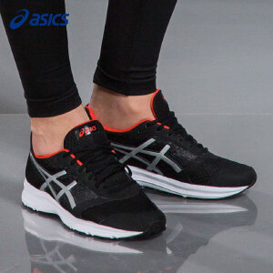 ASICS亚瑟士爱世克斯缓冲慢跑鞋跑步鞋透气运动鞋男鞋T619N-9091