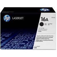 惠普原装正品 hp Q7516A黑色激光打印硒鼓 hp16A墨粉盒 惠普hp LaserJet 5200LX 5200