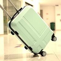可扩展拉杆箱万向轮旅行箱子密码行李箱202428寸韩版小清新女拖箱