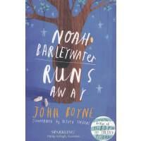 Noah Barleywater Runs Away 逃跑的诺亚 ISBN 9781849920407 (入围爱尔兰年