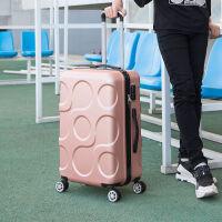 行李箱20寸小清新万向轮旅行箱女韩版26寸拉杆箱24寸密码皮箱子男