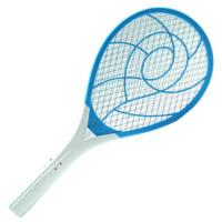 久量电蚊拍 LED-803 充电式灭蚊拍 苍蝇拍 LED灯 电蚊拍蓝色