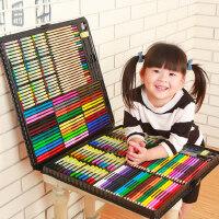 儿童画笔套装72色水彩笔套装幼儿园文具礼盒36色彩笔生日礼物