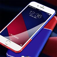 【当当自营】 BaaN 新款巴萨版iphone6手机壳苹果6磨砂6S防摔撞色美工线