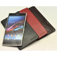 超薄 索尼 Sony Xperia Z Ultra XL39h 皮套 保护套 直插套 6.44
