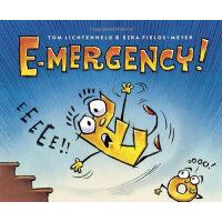 E-mergency! 谁来替代E!(Tom Lichtenheld绘本) IBSN9780811878982