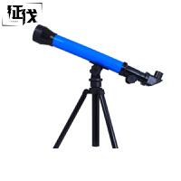 征伐 儿童天文望远镜 科学实验教具观星望眼镜