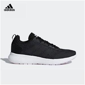 adidas阿迪达斯2018新款女子网面透气轻便防滑运动跑步鞋DB1481