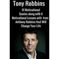 【预订】Tony Robbins: 6 Motivational Lessons from Anthony Robbi