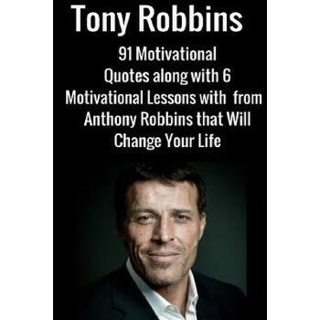 【预订】Tony Robbins: 6 Motivational Lessons from Anthony Robbins That Will Change Your 预订商品,需要1-3个月发货,非质量问题不接受退换货。
