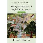 【预订】The Agrarian System of Mughal India 1556-1707