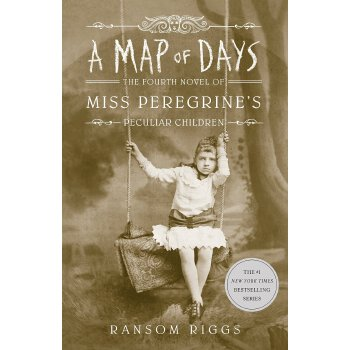 英文原版 怪屋女孩4 旧日地图 佩小姐的奇幻城堡 A Map of Days (Miss Peregrine's Peculiar Children) Ransom Riggs