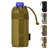 水壶袋附包 副包 外挂包附包 小水壶包 户外便携水壶套 腰挂战术