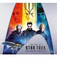 [现货]星际迷航:开尔文时间线 英文原版 The Art of Star Trek: The Kelvin Timeline 电影艺术设定画册 进