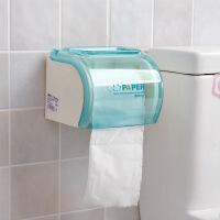 免打孔卷纸架浴室卫生纸架卫生间防水卷纸筒创意厕所卷纸盒纸巾盒