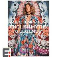 Alice Temperley 爱丽丝・坦波丽:英国的神话和传奇 服装服饰图书籍 服装设计画册