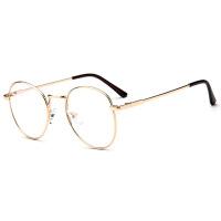 2018年新款韩版防复古辐射眼镜男女防潮流蓝光近视抗疲劳平光眼镜电脑护目镜