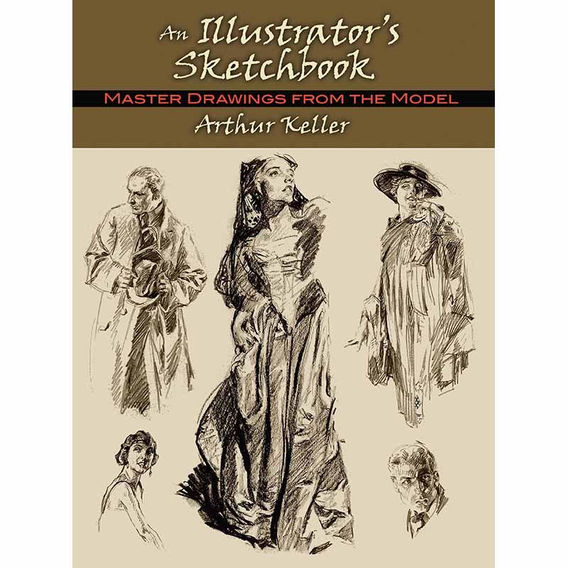 An Illustrator's Sketchbook(POD) 按需印刷商品,15天发货,非质量问题不接受退换货。