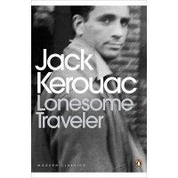 英文原版 杰克・凯鲁亚克:孤独旅者 Jack Kerouac: Lonesome Traveler