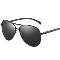 圆脸青少年车载夏天男士透明偏光镜运动开车新款太阳镜墨镜防晒SN2418