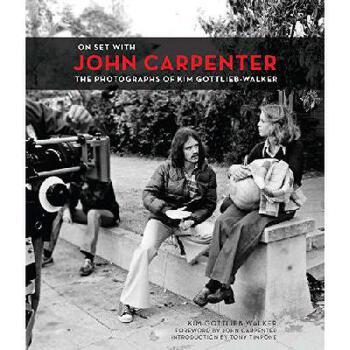 【预订】On Set with John Carpenter 美国库房发货,通常付款后3-5周到货!