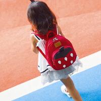 男宝宝可爱女童双肩包婴幼儿童背包防走失包1-3岁幼儿园小书包