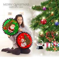 圣诞礼品周边圣诞抱枕靠垫公司礼品