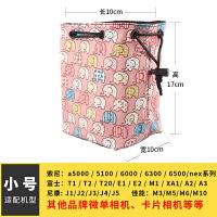 思洋相机包可爱卡通收纳袋微单相机布袋单反相机内胆包保护套