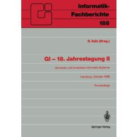 【预订】GI 18. Jahrestagung II: Vernetzte Und Komplexe Informati
