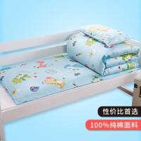 幼儿园被子三件套纯棉宝宝午睡套装幼儿园被子三件套纯棉午睡棉被褥全棉六件套床上用品含芯儿童冬被 其它