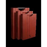 【支持礼品卡】乌檀木菜板实木家用砧板整木长方形切菜板厨房案板刀占板 ja0