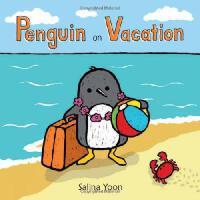 【预订】Penguin on Vacation
