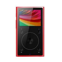 飞傲(FiiO)X1二代 便携高清无损音乐播放器 红色
