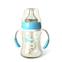 PPSU奶瓶耐摔宽口径婴儿塑料奶瓶防胀气新生儿宝宝奶瓶a217