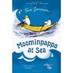 英文原版 姆明谷系列 姆明爸爸在海边 Moominpappa at Sea 姆咪谷