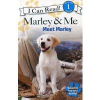 英文原版Marley & Me: Meet Marley 马利和我:初遇马利 [4-8岁]