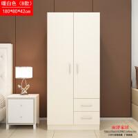 简易组装衣柜简约现代经济型儿童衣柜木质板式橱柜抽屉柜