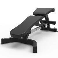 哑铃凳卧推家用健身椅子商用多功能哑铃飞鸟健身凳