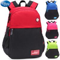 男童女童小学生书包3-4-6年级韩版迪士尼儿童减负休闲包双肩背包