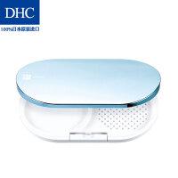 DHC 晶透臻白两用粉饼专用盒 内附化妆镜适圆形饼 不含饼芯及海绵